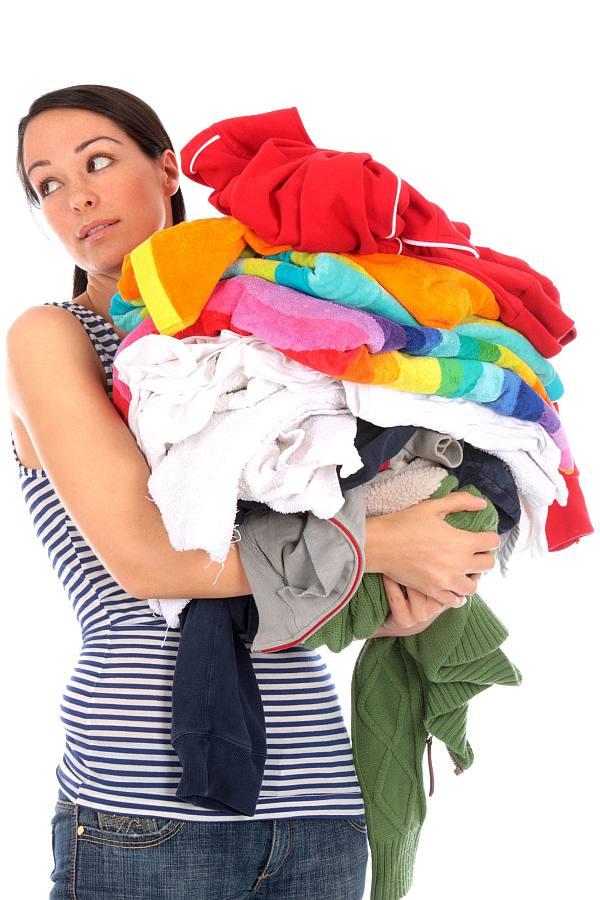 Jak zrobić pranie?  Ekspert w praniu radzi ? trudne materiały
